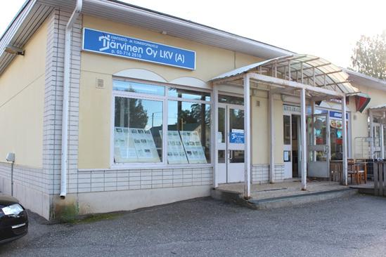 T. Järvinen Oy:n toimitila